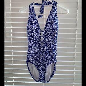 Lauren Ralph Lauren Swimsuit Size 10  NWT